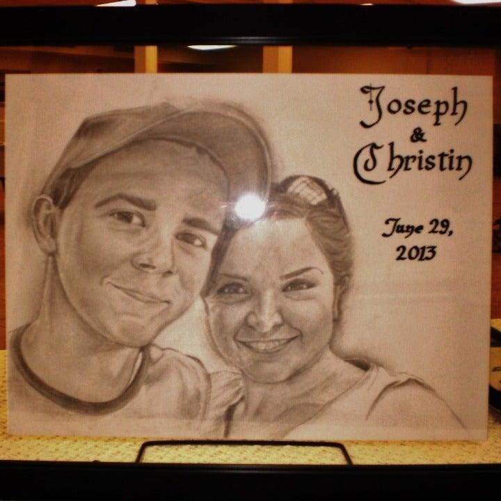 Personalized Wedding Portraits