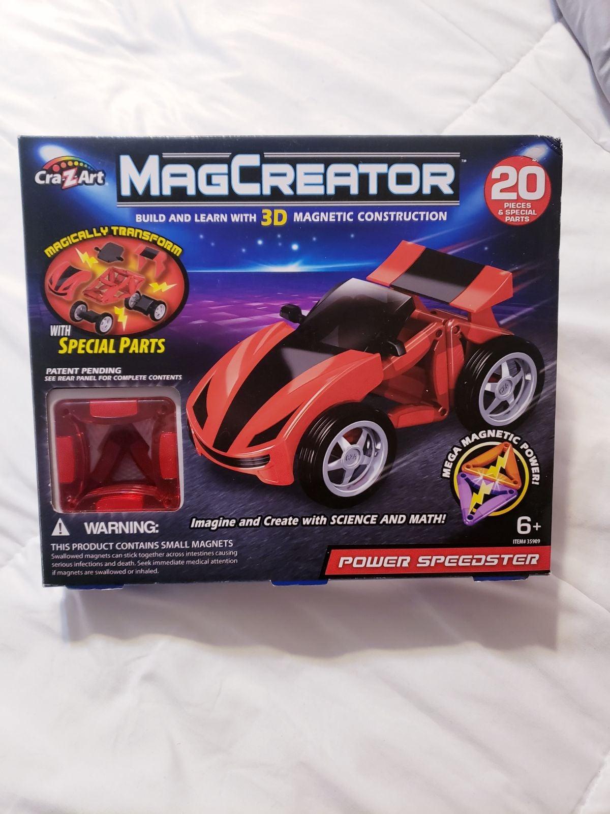 MagCreator 3d construction Speedster