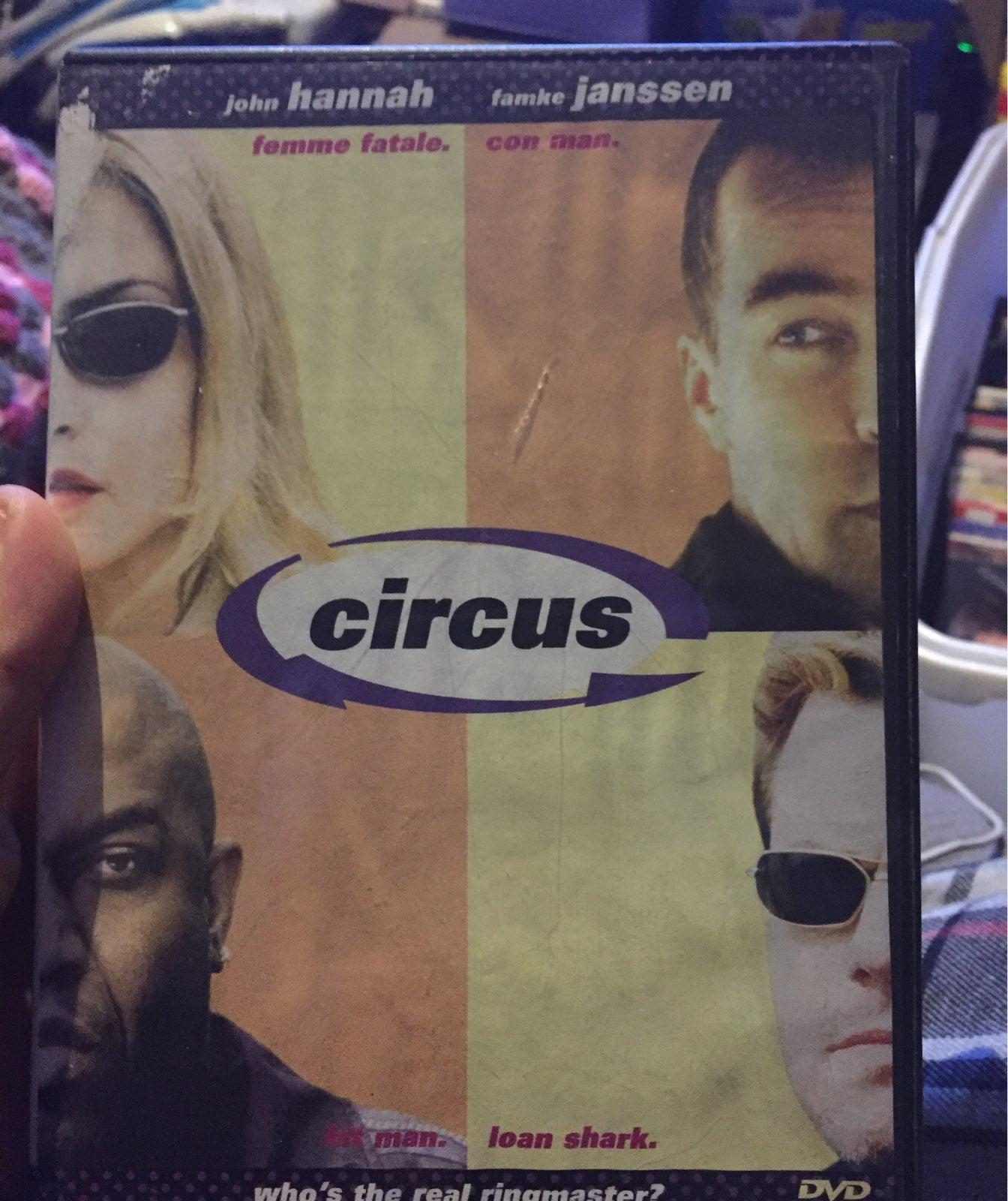 Dvd circus