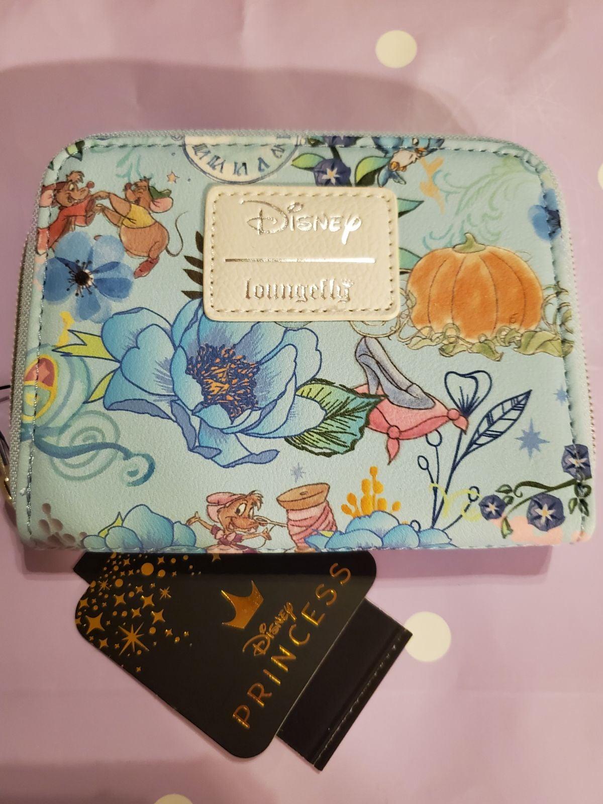 Loungefly Disney wallet