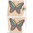 Vintage Butterfly Transfers 1966