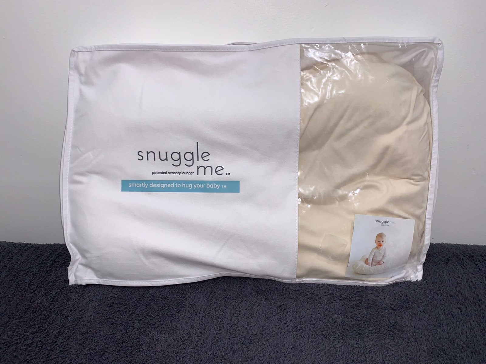 Snuggle me organic organic infant longer