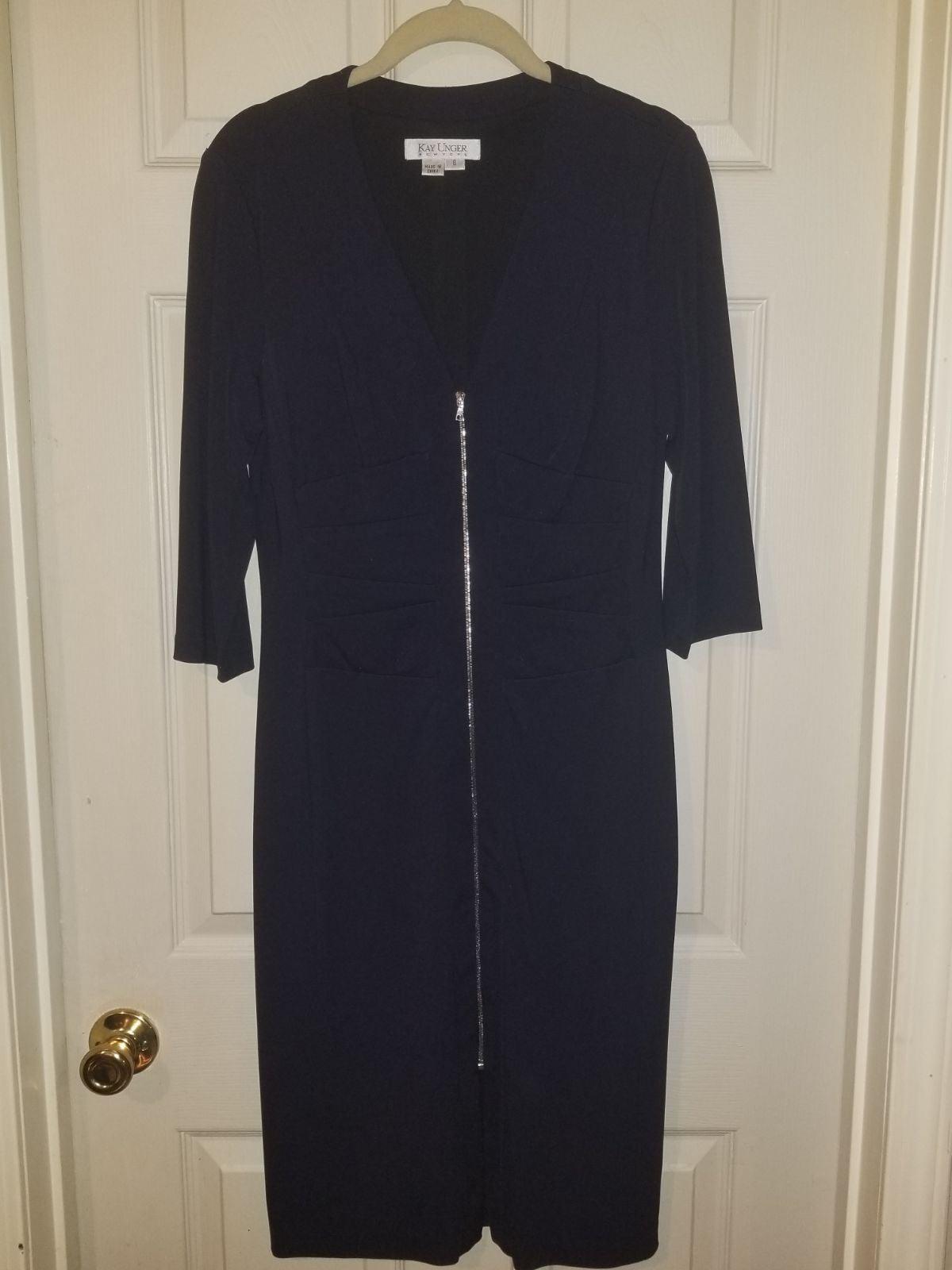 Kay Unger Dress size 8