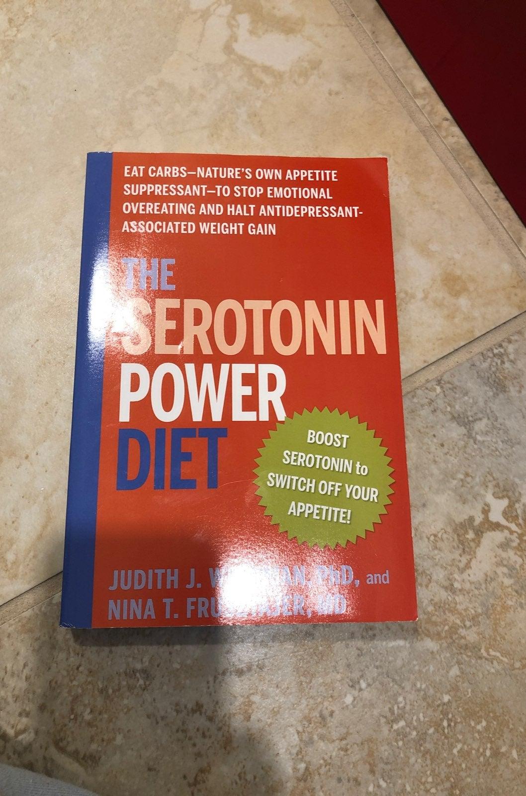 The serotonin power diet book