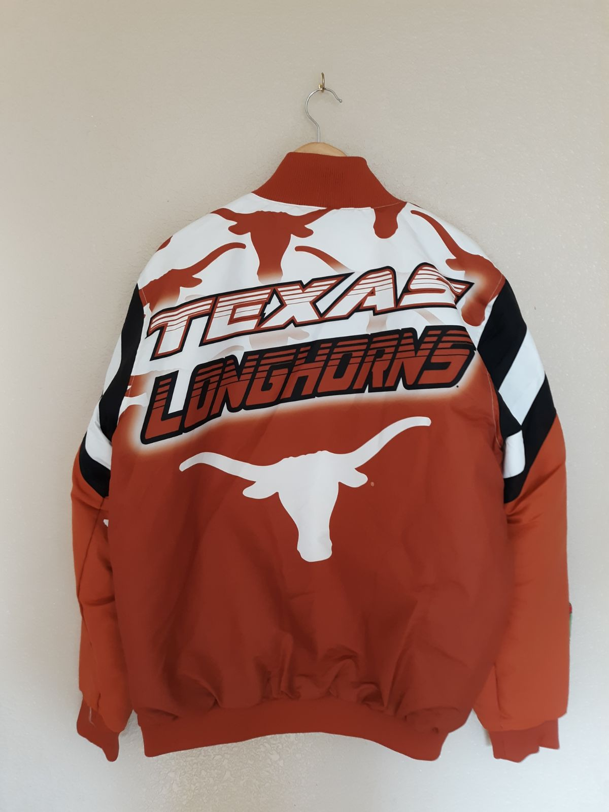University Of Texas Long Horns Jacket XL