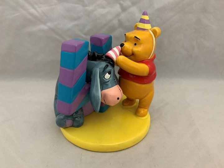 Winnie the Pooh & Eyeore 4th Birthday