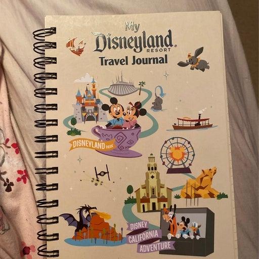 My Disneyland resort travel journal