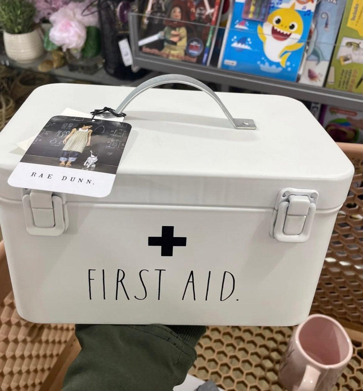 reserved Rae Dun First Aid Box