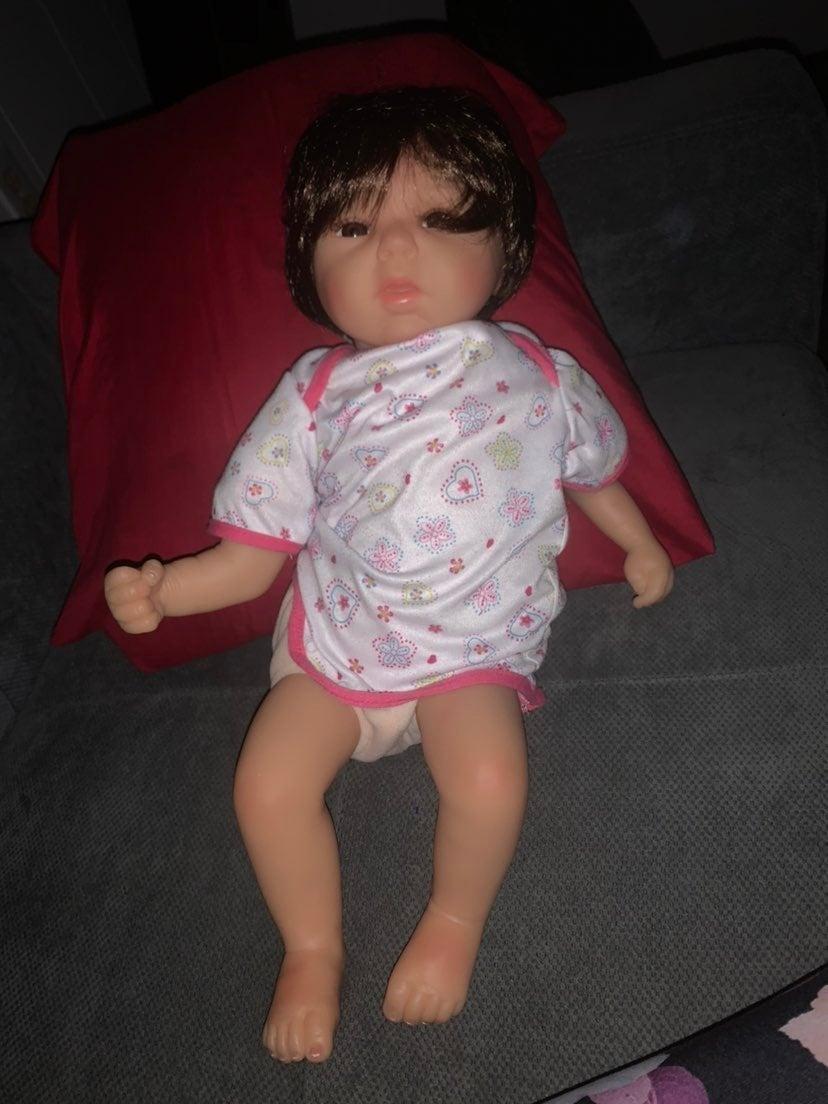 paradise galleries reborn doll