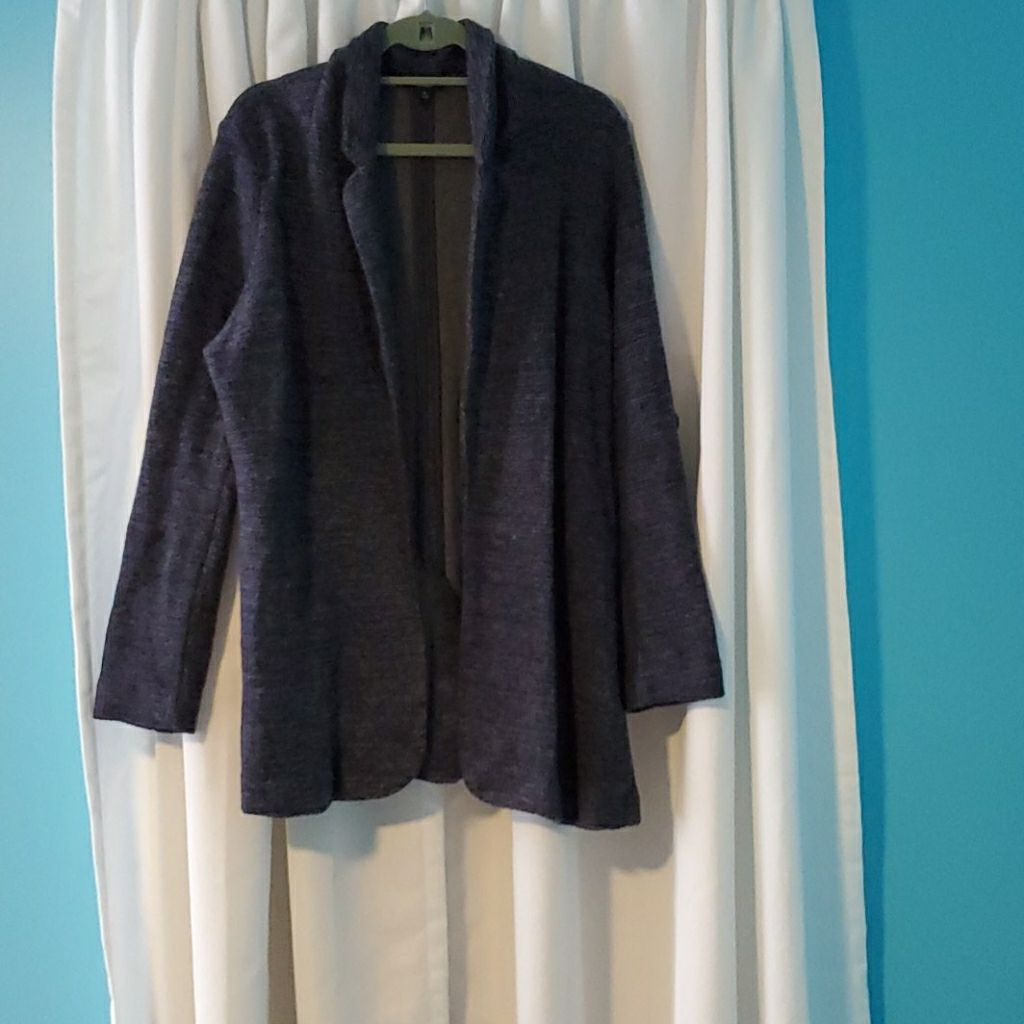 Simply Vera Vera Wang Cardigan Blazer XL