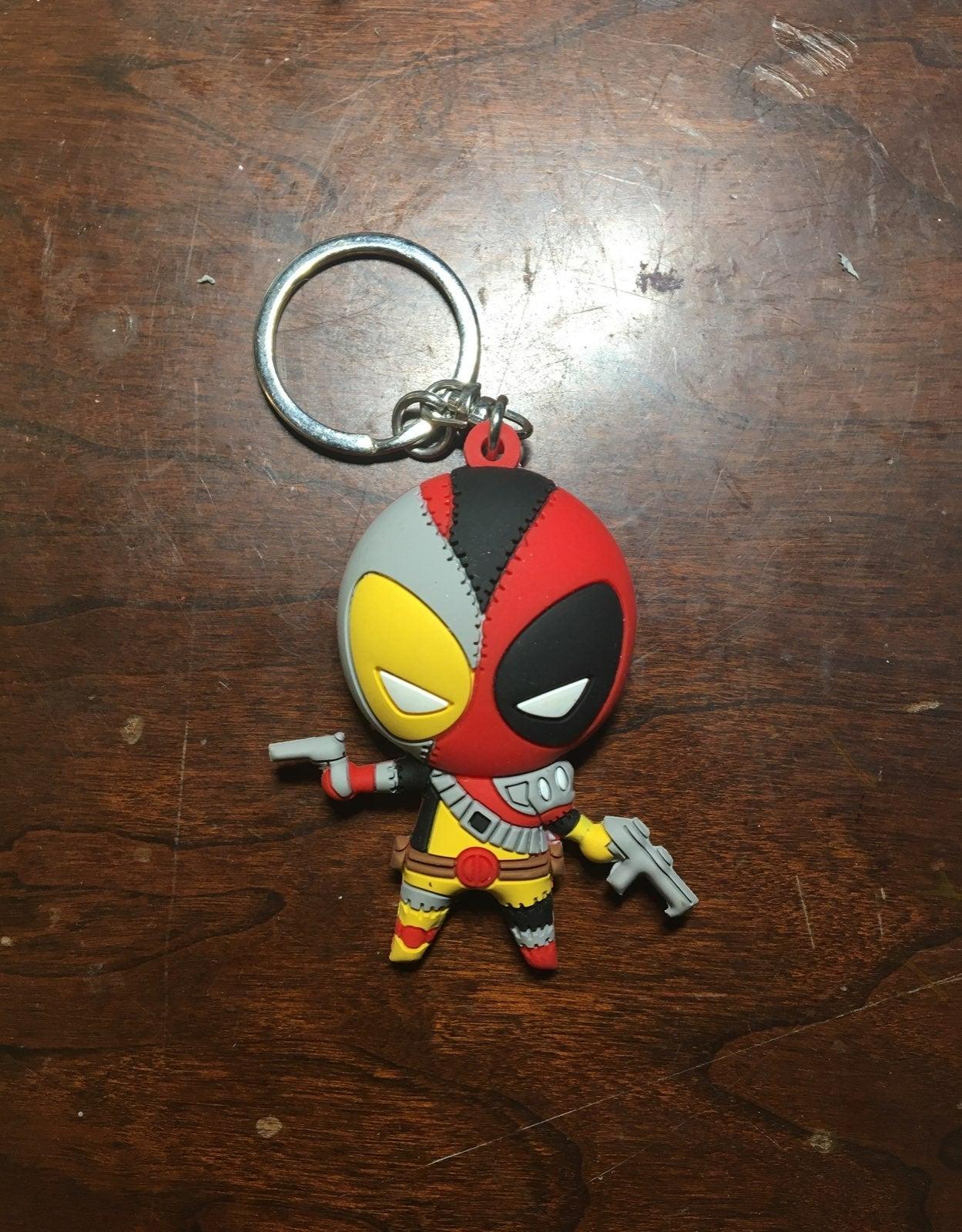 Deadpool Figural Collectors KeyChain