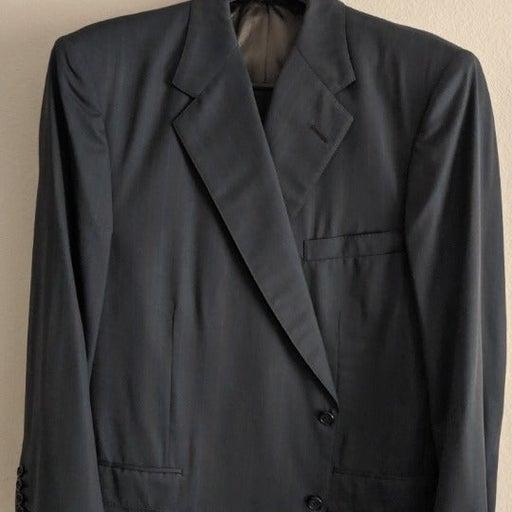 Custom Blue Suit S 48R