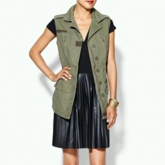 Willow & Clay Vest XS