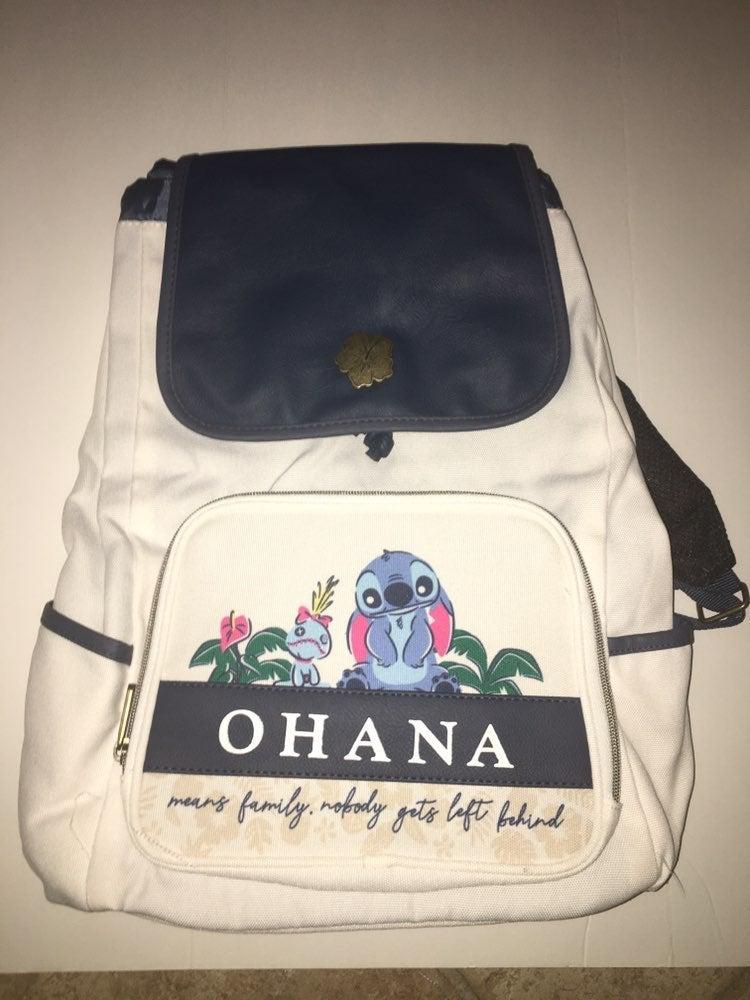 Loungefly x Disney Lilo & Stitch Bookbag