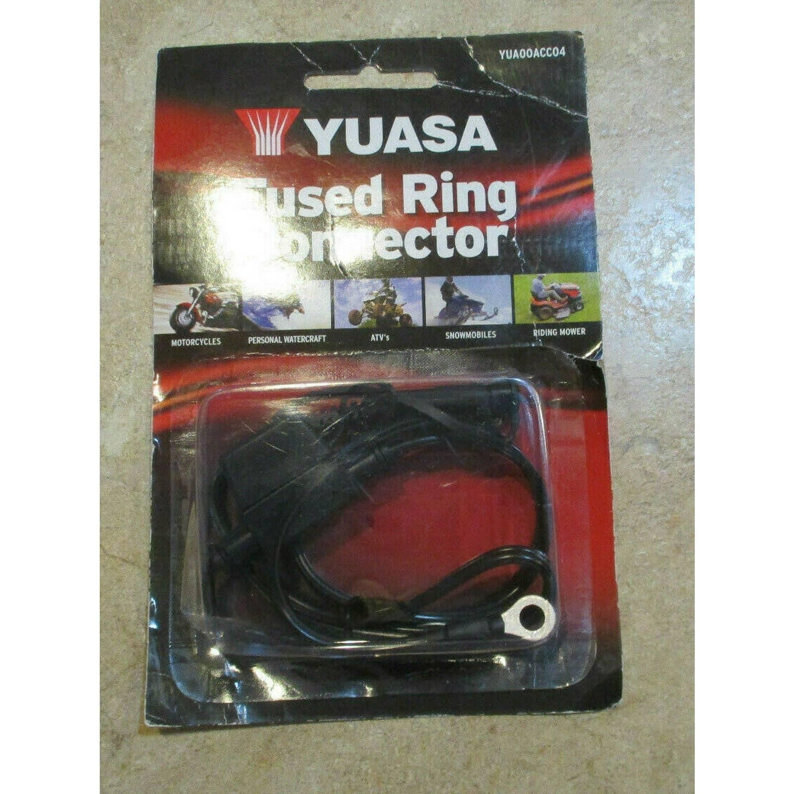 Yuasa Fused Ring Connector   YUA00ACC04