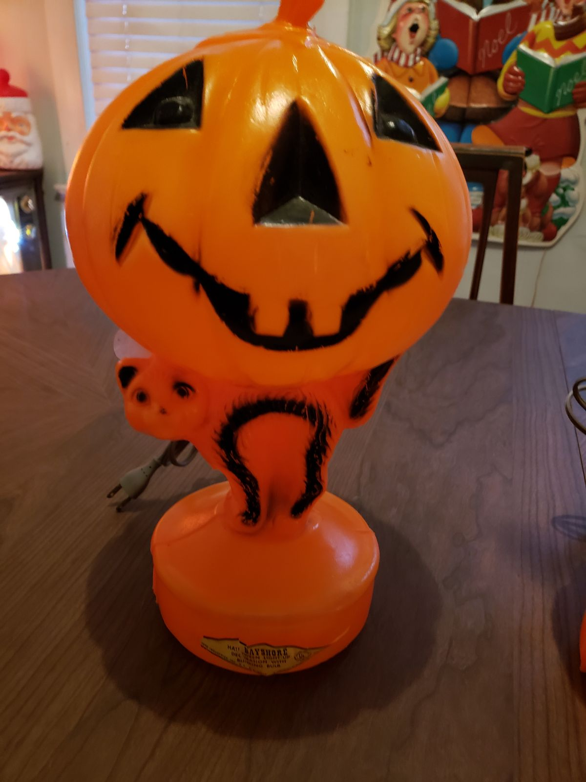 Bayshore Blow Mold Halloween Table Top