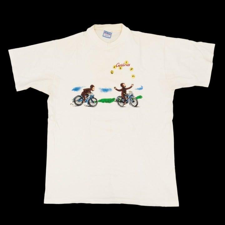 Vintage AllSport Shirt Curious George