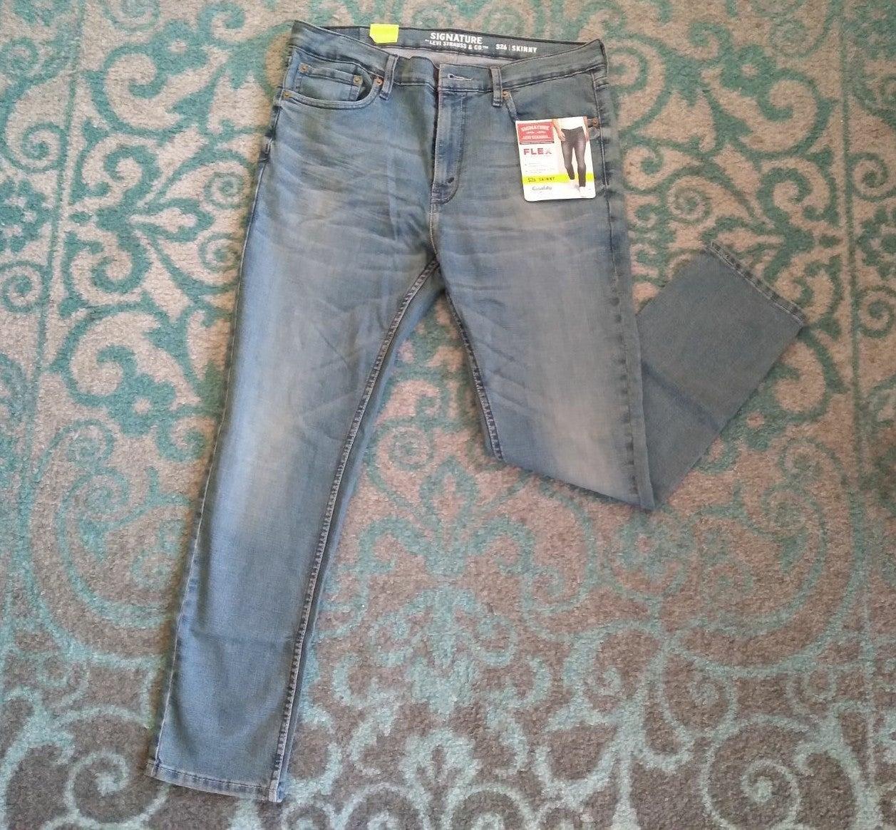Levi S26 jeans 36×30