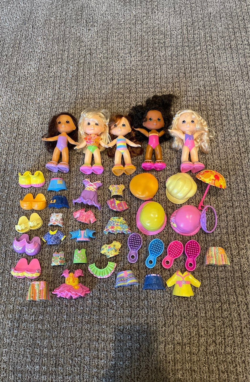 Fisher price snap n style lot