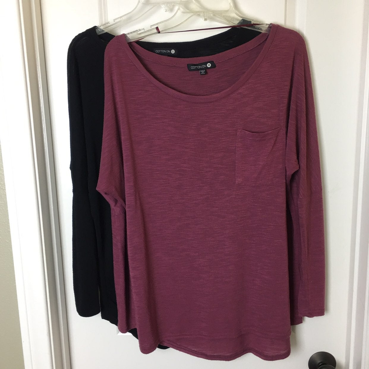 Bundle of 2 Cotton On Long Sleeve Tunic