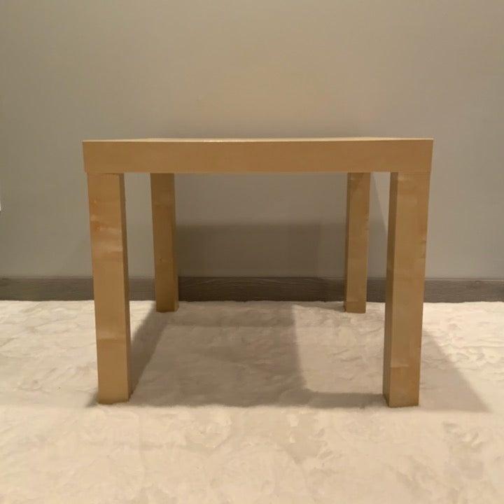 Mid Century Modern 70s Mod Parsons Table
