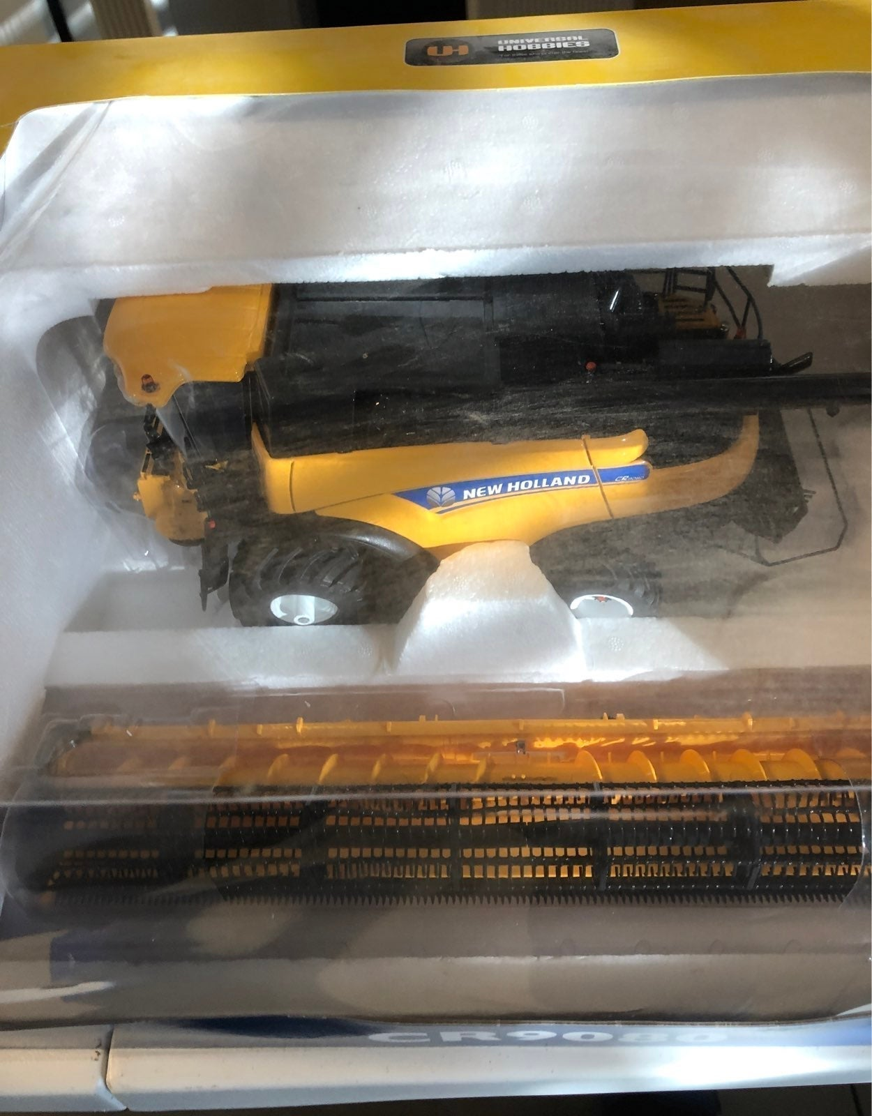 New holland cr9080 1:32 scale