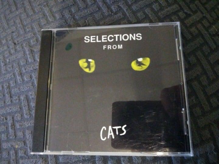 Original Broadway Cast Recording : Cats: