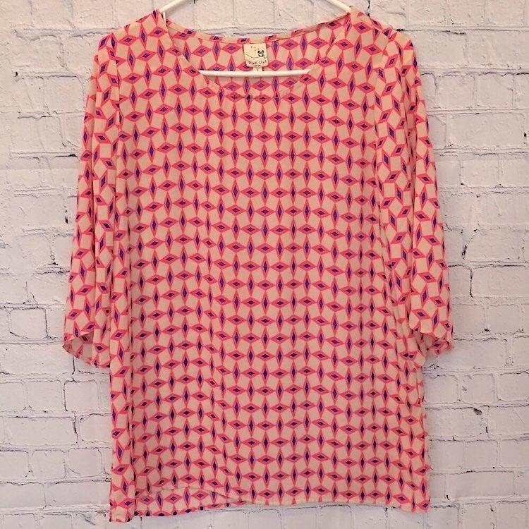 Pink Owl Women's Shirt