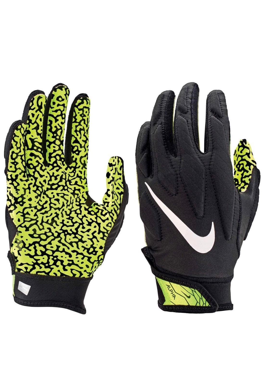 Nike Youth Superbad Football Gloves M