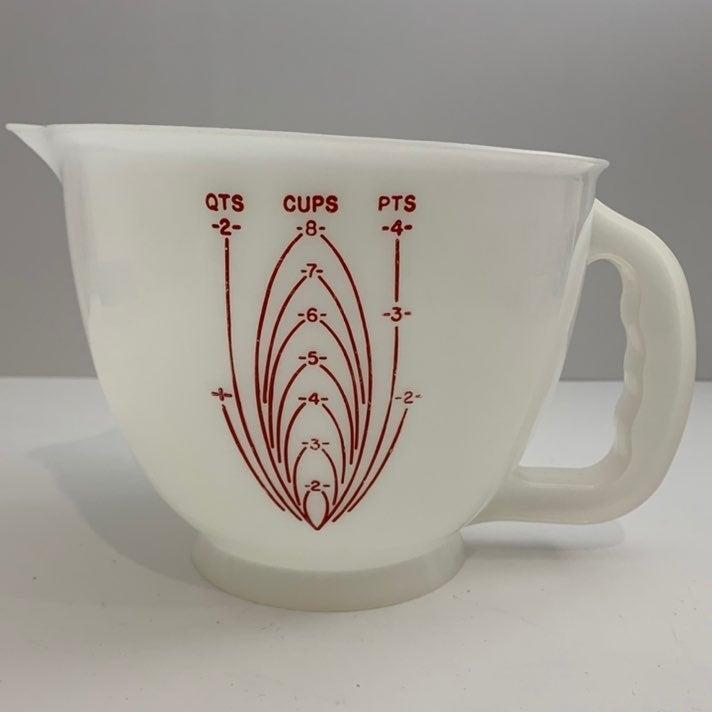 Vintage Tupperware Mix N Store