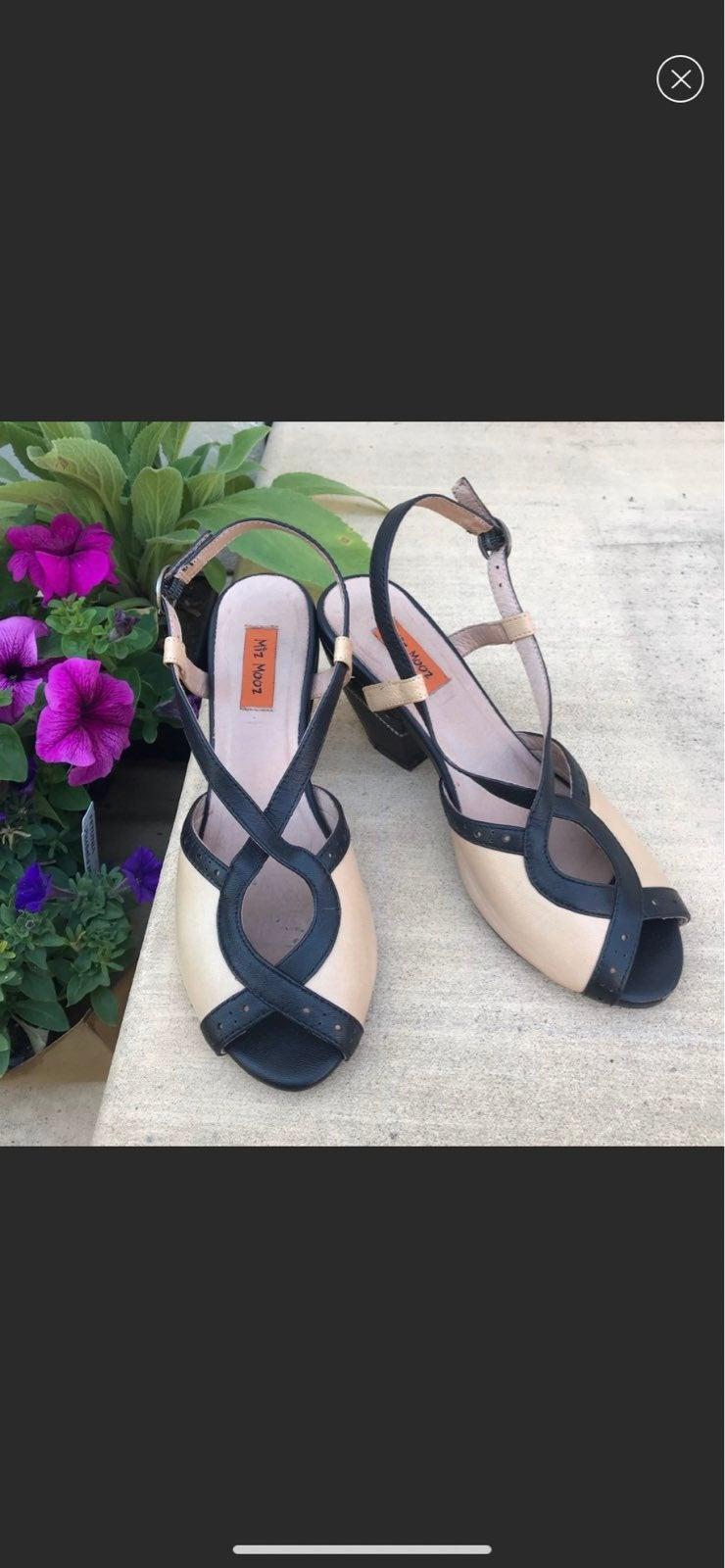 Miz Mooz Pepper heeled sandals 7