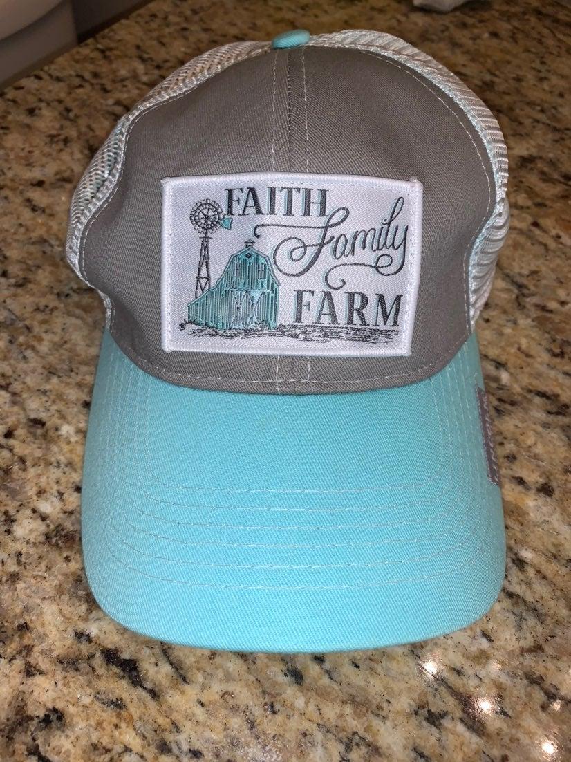 Faith Family Farm Ballcap