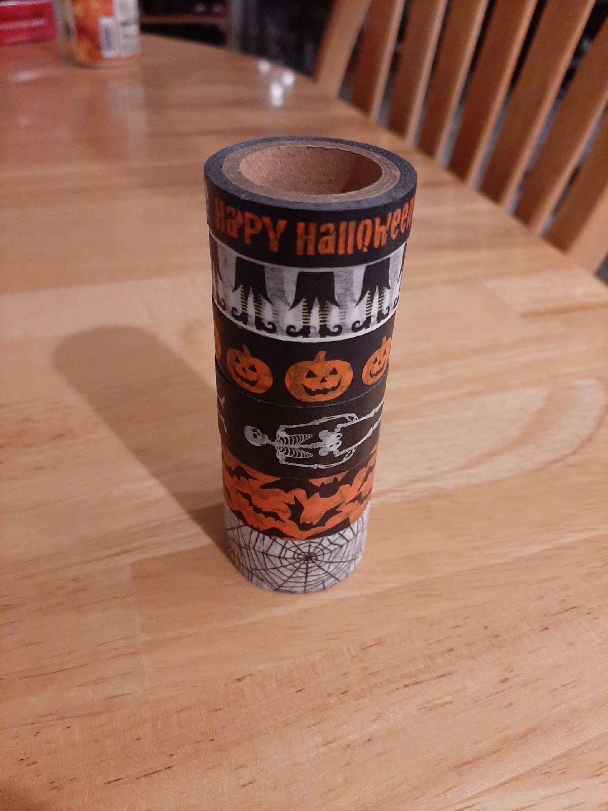 Washi Tape - Halloween