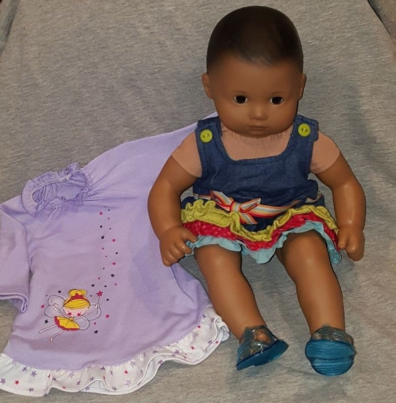 Bitty Baby Doll African ** Nice **