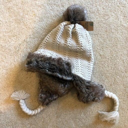 Cozy knit winter hat