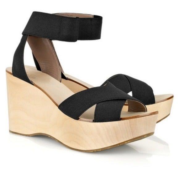 BelleSigersonMorrison Wedge Sandals 7.5M