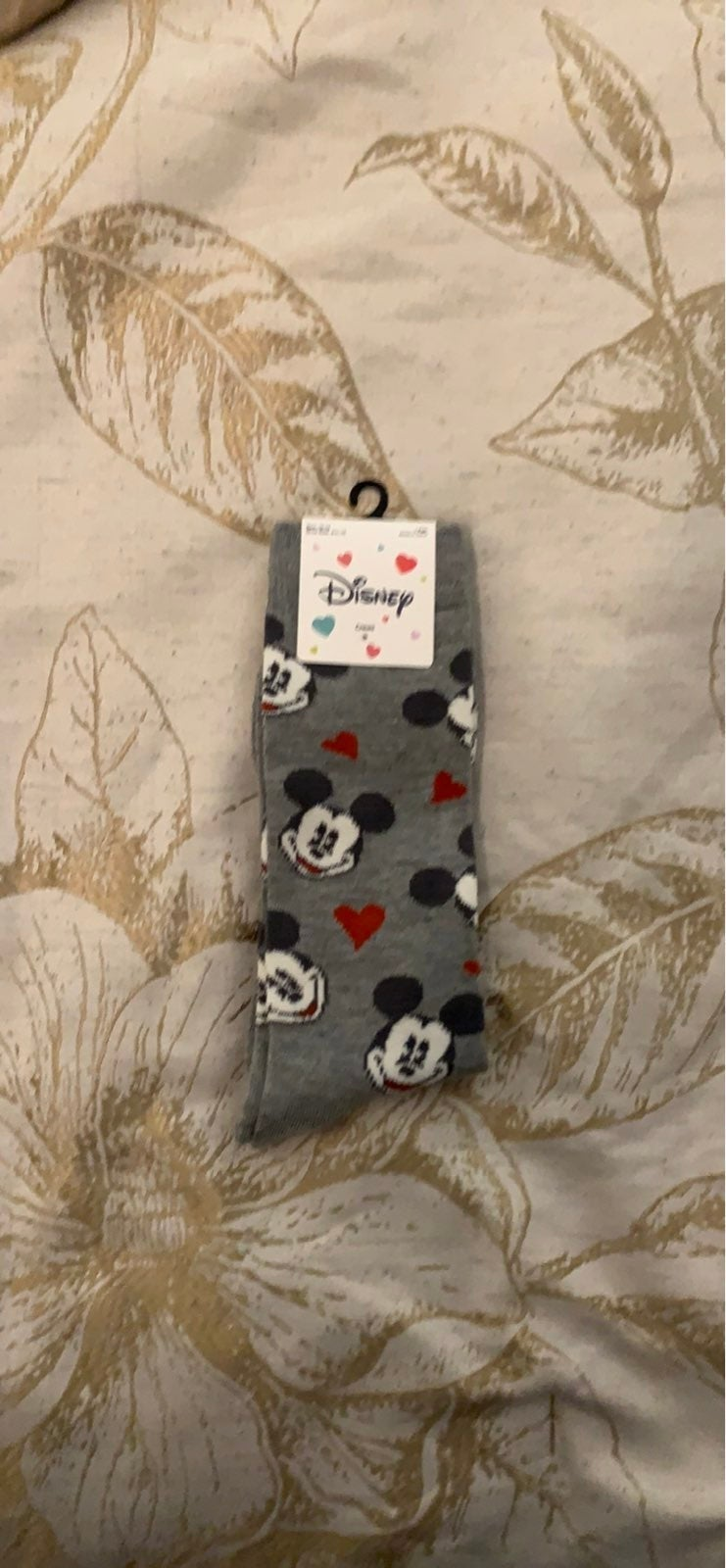 Disney Fashion Socks