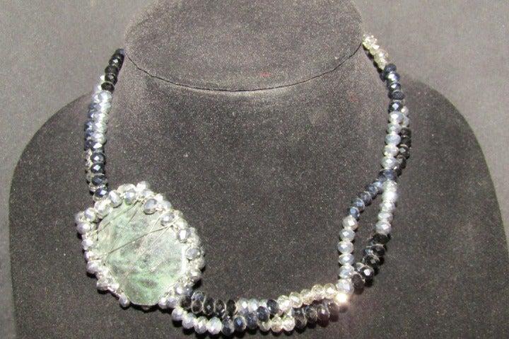 Jessica Simpson statement necklace NWOT