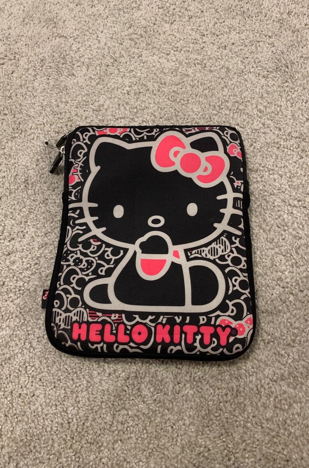 Hello kitty ipad case