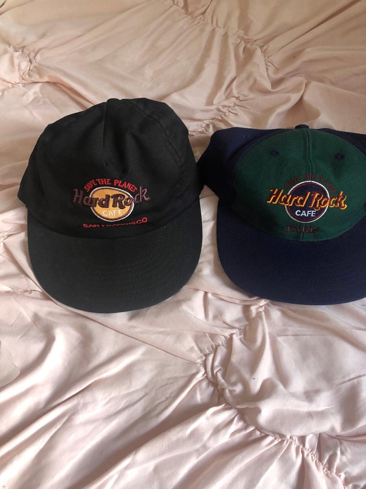 Hardrock cap collection