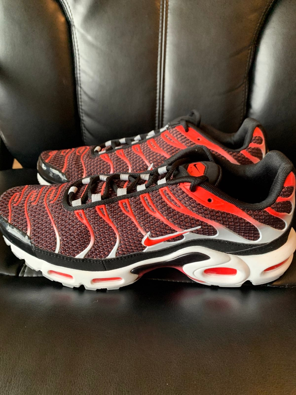 New Nike Air Max Plus TN Tuned Hot Lava