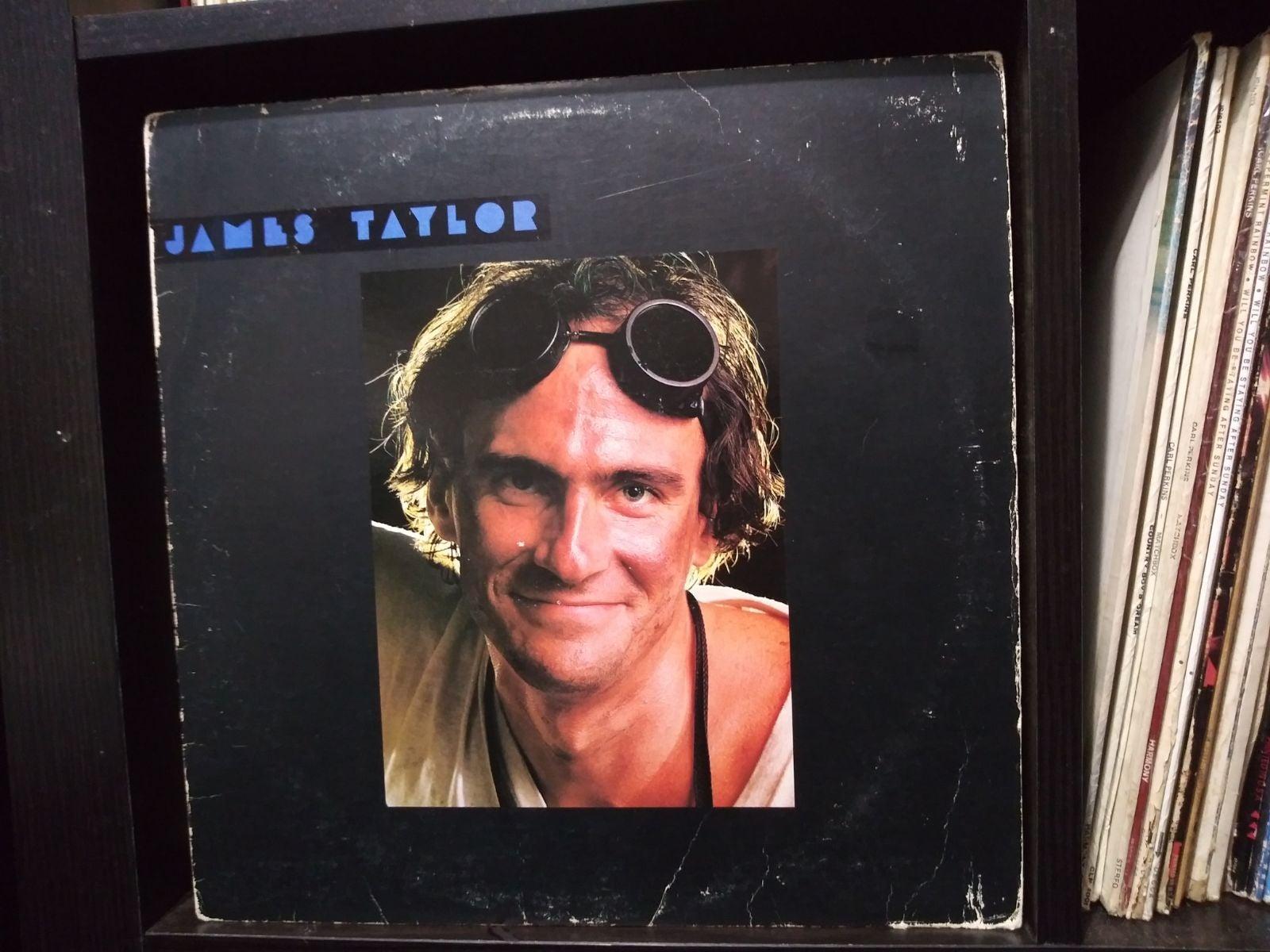 James Taylor-Dad loves his work Vinyl