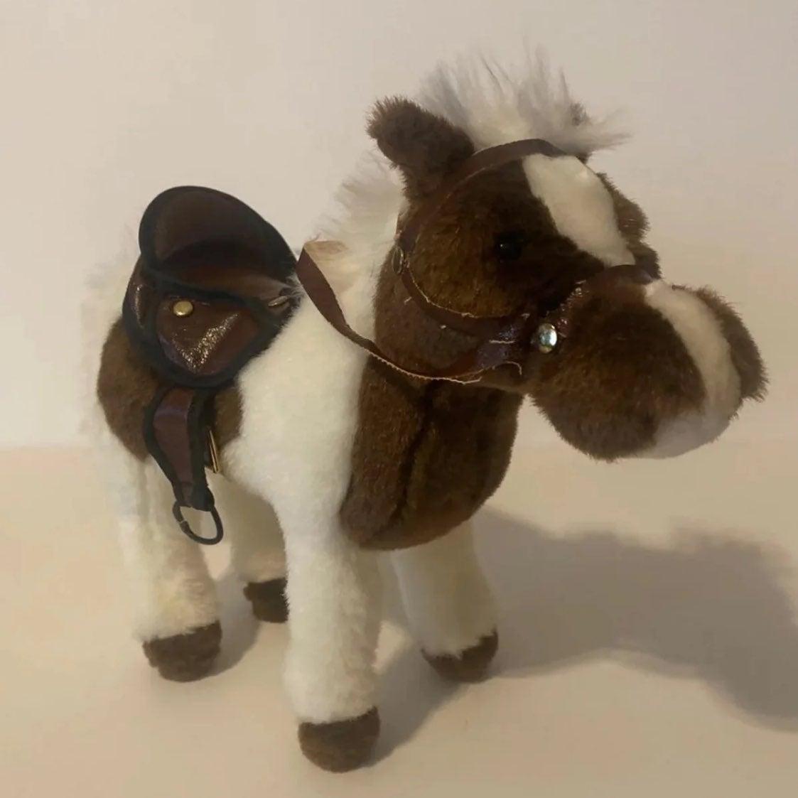Madame Alexander Western Riding Horse pl