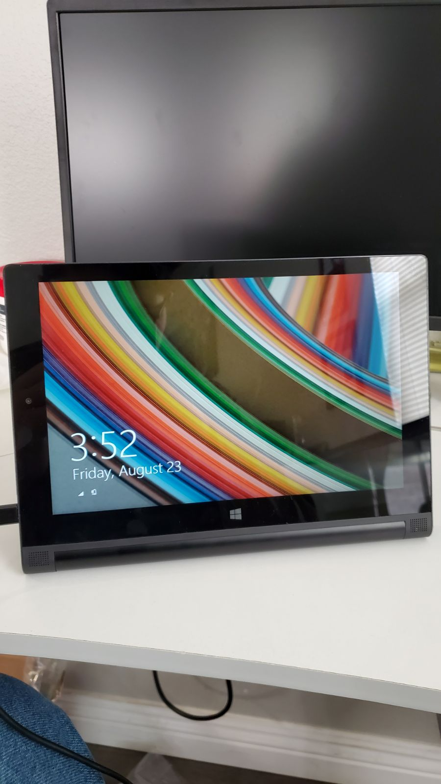 Lenovo Tablet Computer (Send Me Offers)