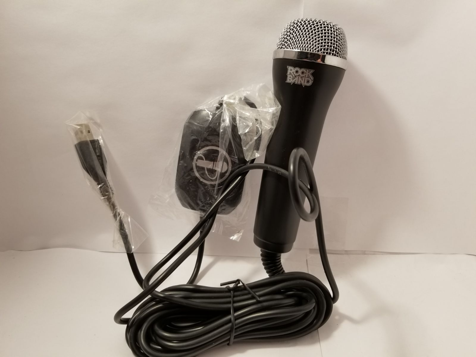 NEW rock band mic wired usb