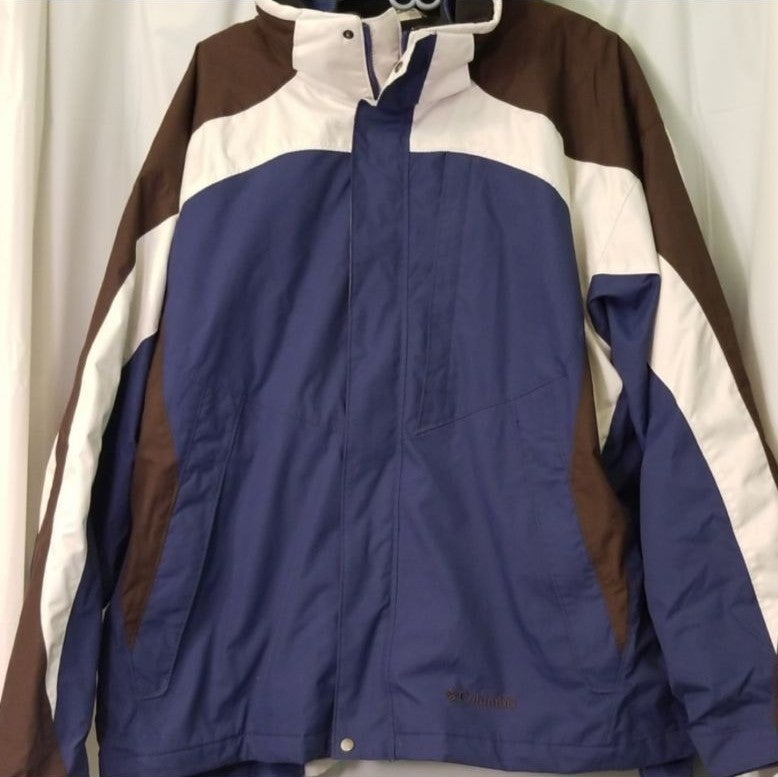Columbia Interchange Coat