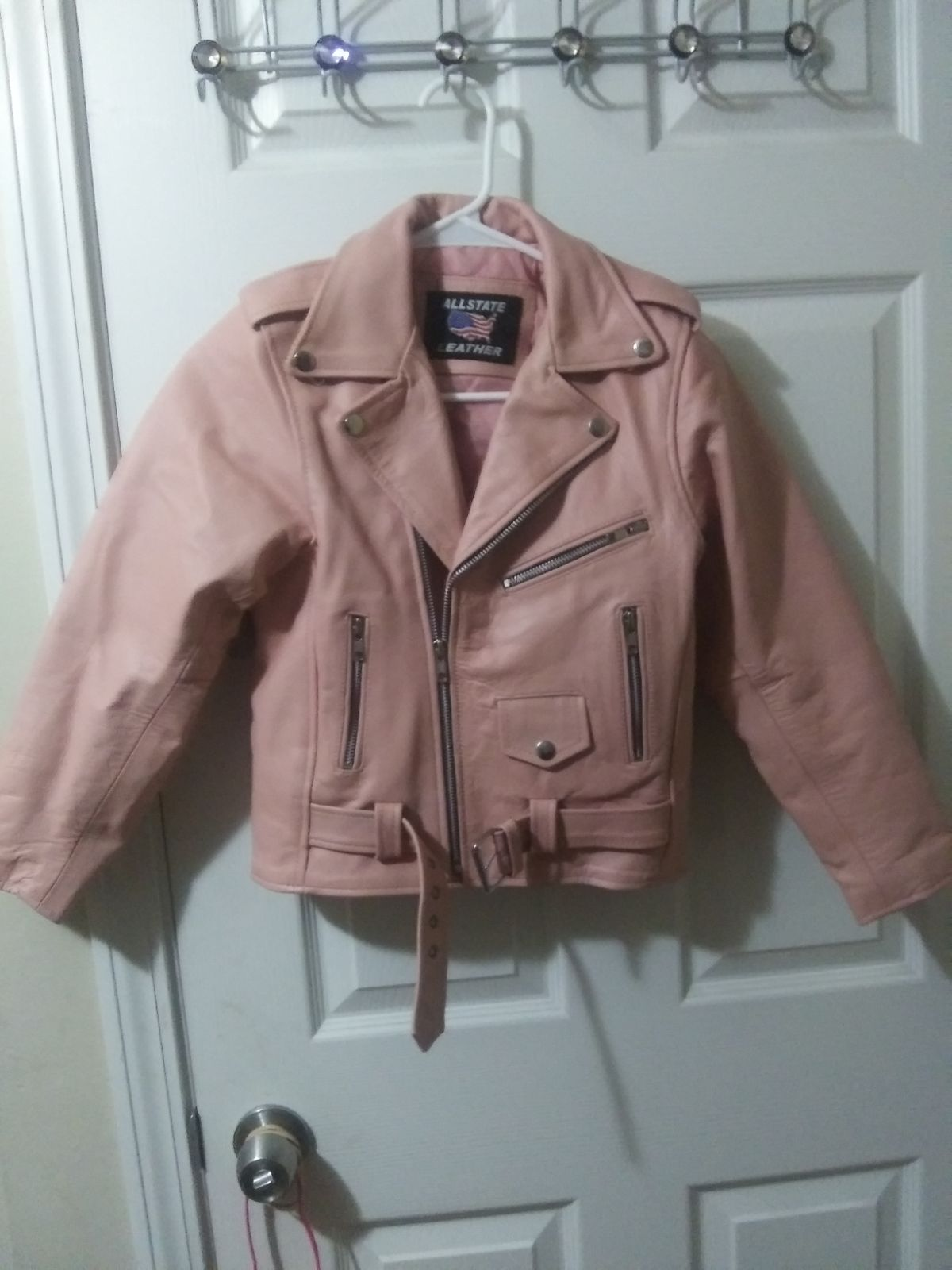 Allstate Leather jacket