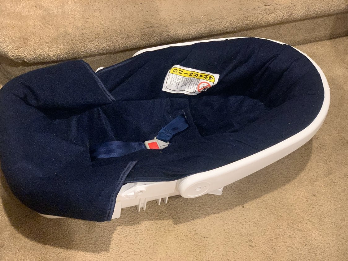 Doral dreamride car bed for baby