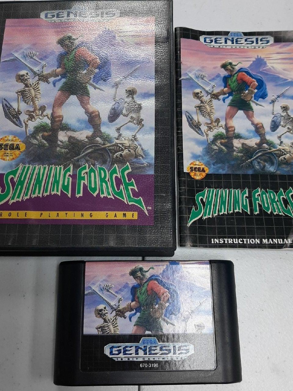 Shining Force (Sega Genesis)