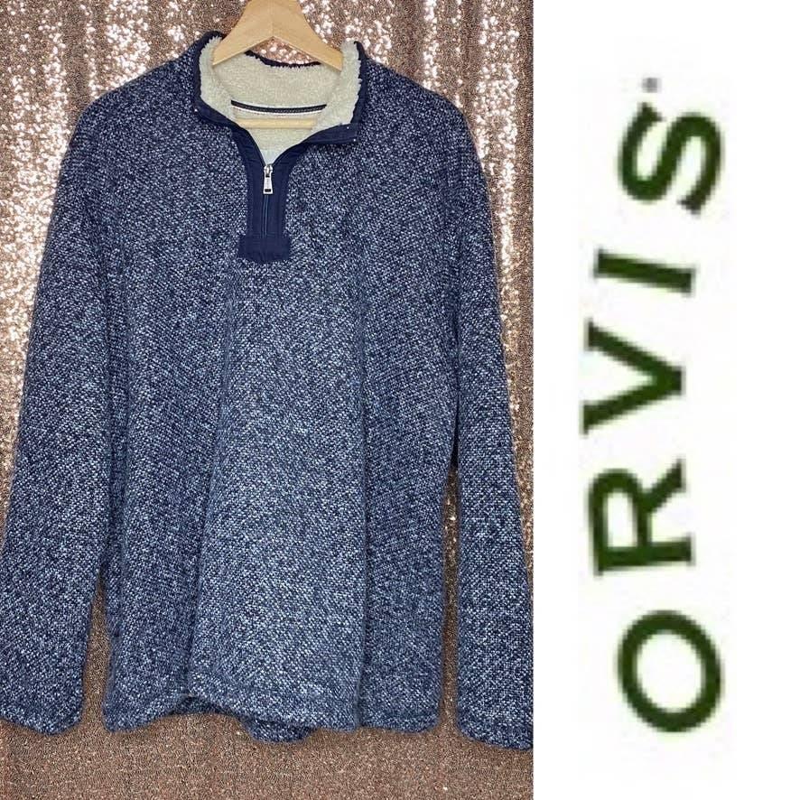 Orvis Fur Pullover